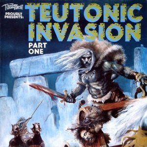 Various Artists - Teutonic Invasion: Part One cover art