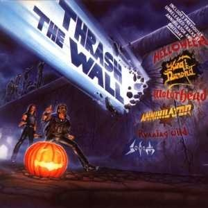 Various Artists - Thrash the Wall cover art