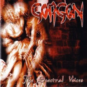 Gorgon - The Spectral Voices cover art