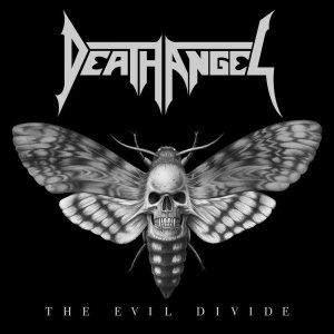 Death Angel - The Evil Divide cover art