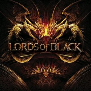 Lords of Black - Lords of Black cover art