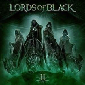Lords of Black - II cover art