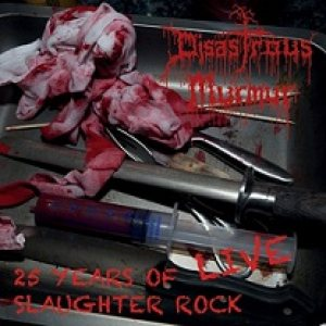 Disastrous Murmur - 25 Years of Slaughter Rock cover art