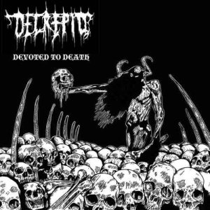 Decrepid - Devoted to Death cover art