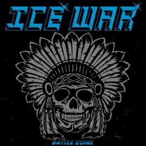 Ice War - Battle Zone cover art