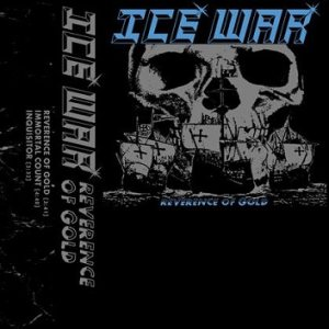 Ice War - Reverence of Gold cover art