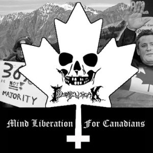 The Dead Musician - Mind Liberation for Canadians cover art