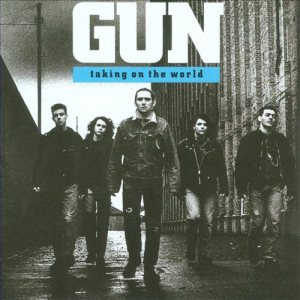 Gun - Taking on the World cover art