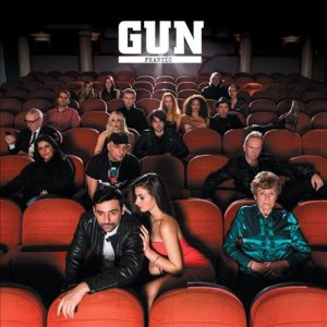 Gun - Frantic cover art