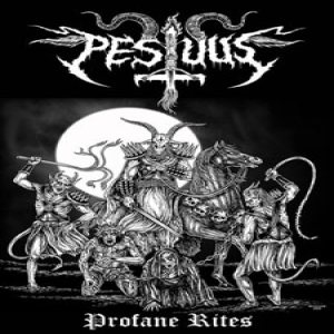 Pestuus - Profane Rites cover art