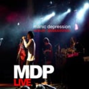 MDP - MDP Live cover art