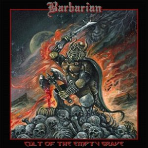 Barbarian - Cult of the Empty Grave cover art