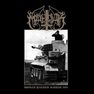 Marduk - World Panzer Battle 1999 cover art