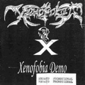 Xenofobia X - Xenofobia Demo cover art