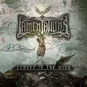 Lamentations - Echoes in the Wind cover art