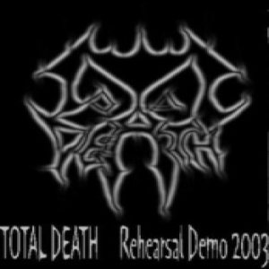 Total Death - Rehearshal Demo 2003 cover art