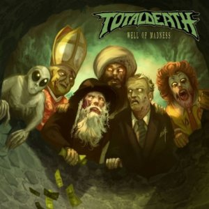 Total Death - Well of Madness cover art
