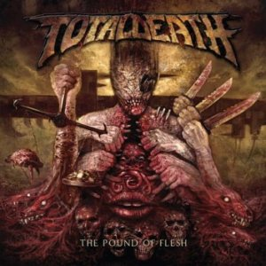 Total Death - The Pound of Flesh cover art