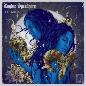 Raging Speedhorn - Lost Ritual cover art