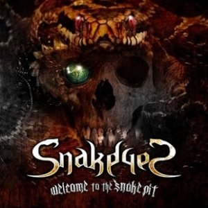 SnakeyeS - Welcome to the Snake Pit cover art