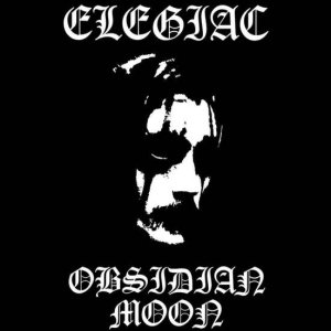 Elegiac - Obsidian Moon cover art