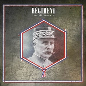 Régiment - On les aura! cover art