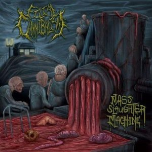 Filial Cannibalism - Mass Slaughter Machine cover art
