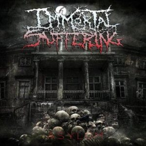 Immortal Suffering - Asylum cover art