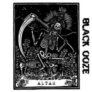 Black Ooze - Altar cover art
