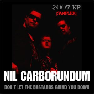 Nil Carborundum - Don't Let the Bastards Grind You Down cover art