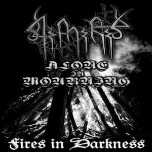 Alone in Mourning - Fires in Darkness cover art