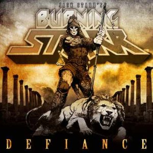 Jack Starr's Burning Starr - Defiance cover art