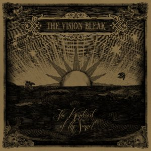 The Vision Bleak - The Kindred of the Sunset cover art