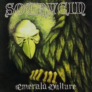 Sourvein - Emerald Vulture cover art
