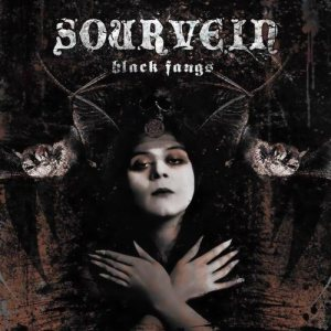 Sourvein - Black Fangs cover art