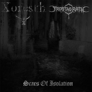 Xoresth - Scars of Isolation cover art