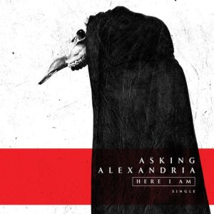 Asking Alexandria - Here I Am cover art