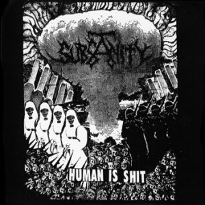 Subsanity - Human Is Shit cover art
