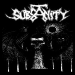 Subsanity - Future Is War cover art