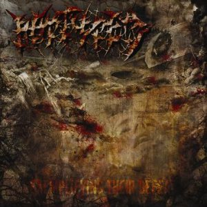 Martyred - Exemplifying Their Defeat cover art