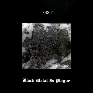 Martyrdom / Heartless / Ululate - 348? - Black Metal Is Plague cover art