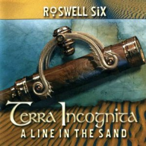 Roswell Six - Terra Incognita: a Line in the Sand cover art