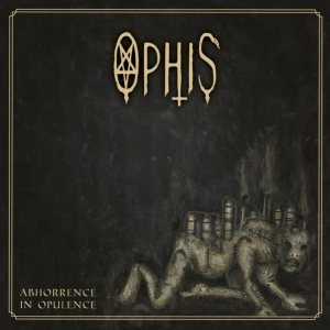Ophis - Abhorrence in Opulence cover art