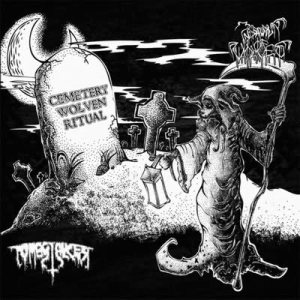 Tombstalker - Cemetery Wolven Ritual cover art
