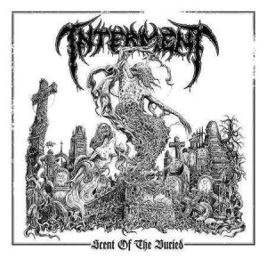 Interment - Scent of the Buried cover art