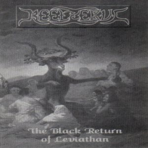 Beelzebul - The Black Return of Leviathan cover art