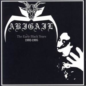 Abigail - The Early Black Years (1992-1995) cover art