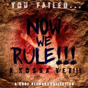 Before Crush - You Failed... Now We Rule!!! cover art