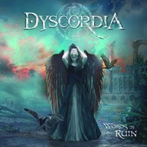 Dyscordia - Words in Ruin cover art