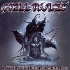 Various Artists - Hell Rules: a Tribute to Black Sabbath cover art